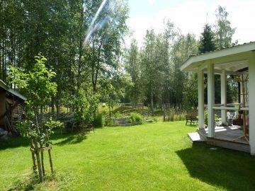 Veranda & Garten