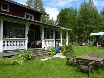 Veranda und Garten 2