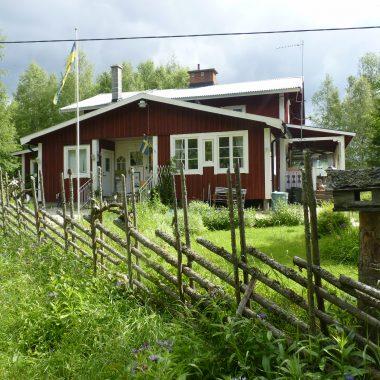 Schweden Värmland Haus am See